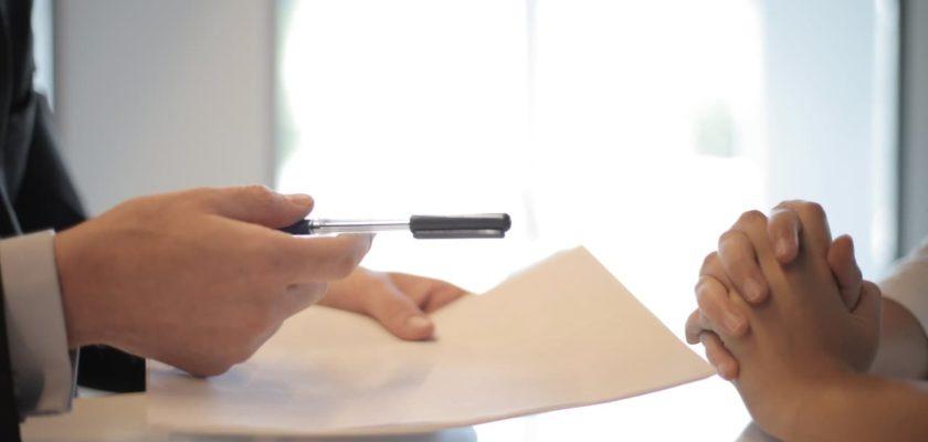 Signature rachat de crédit