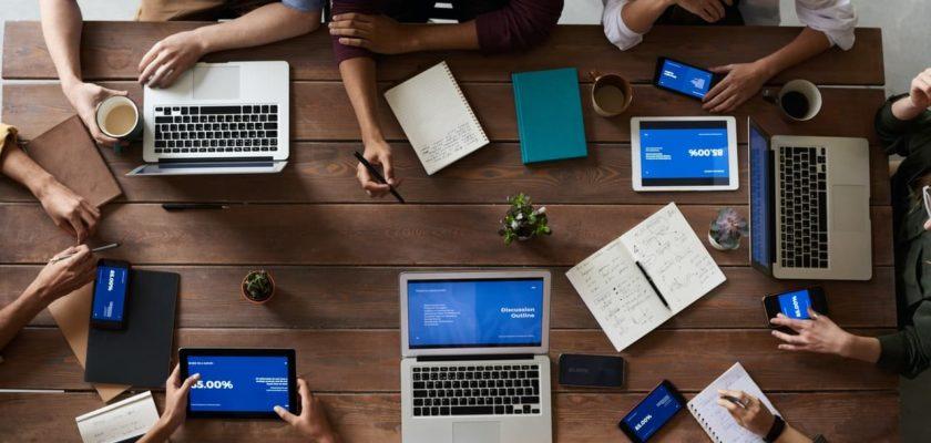 logiciel prise de notes en réunion